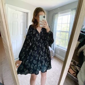 Nordstrom Rack Black Dress